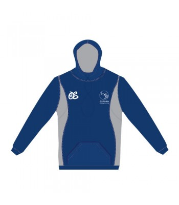 Oxford Hooded Top